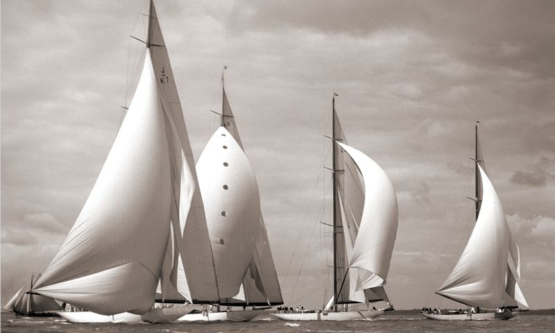 classic yachts kalender 2018