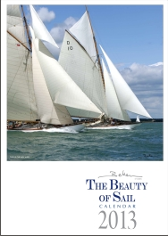 Beken of Cowes Sailing Calendars 2013 - £16.99 - Buy Now from Nauticalia