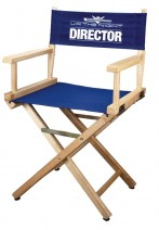 Personalised Director Chairs